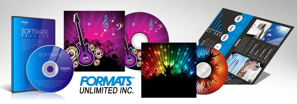 Custom Disc Design Packaging & Printing
