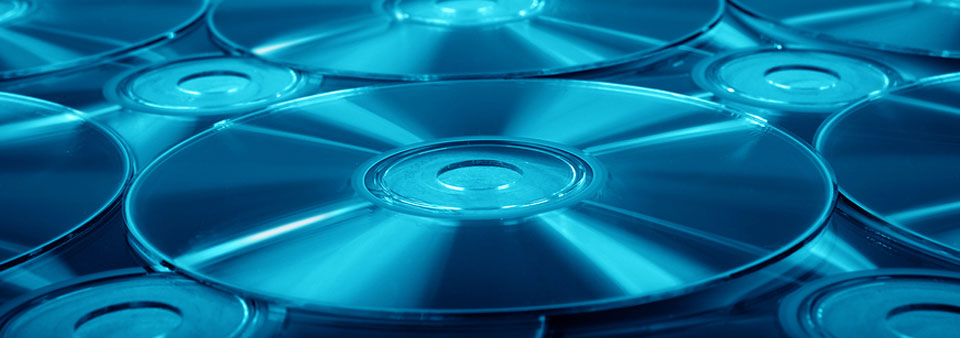 CD/DVD/BD Duplication and Replication Services